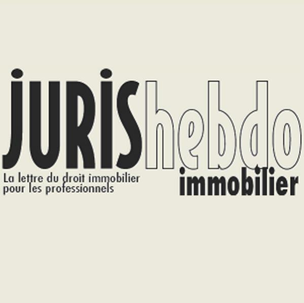Jurishebdo Immobilier Logo